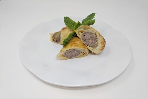 Draeger's Sausage rolls