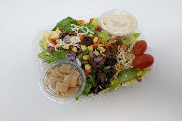 Draeger's Taco Salad  Small