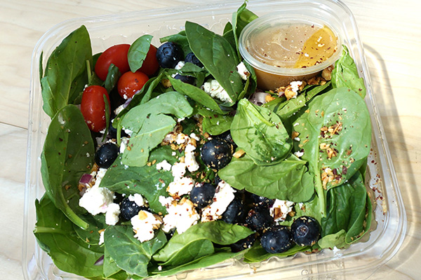 Draeger's Spinach Blueberry Salad Small