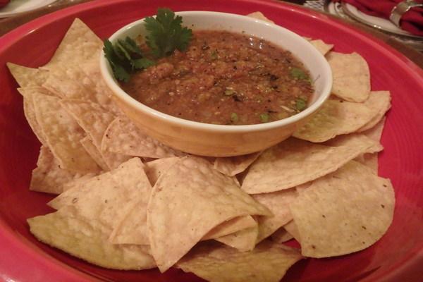 Draeger's Salsa Hot