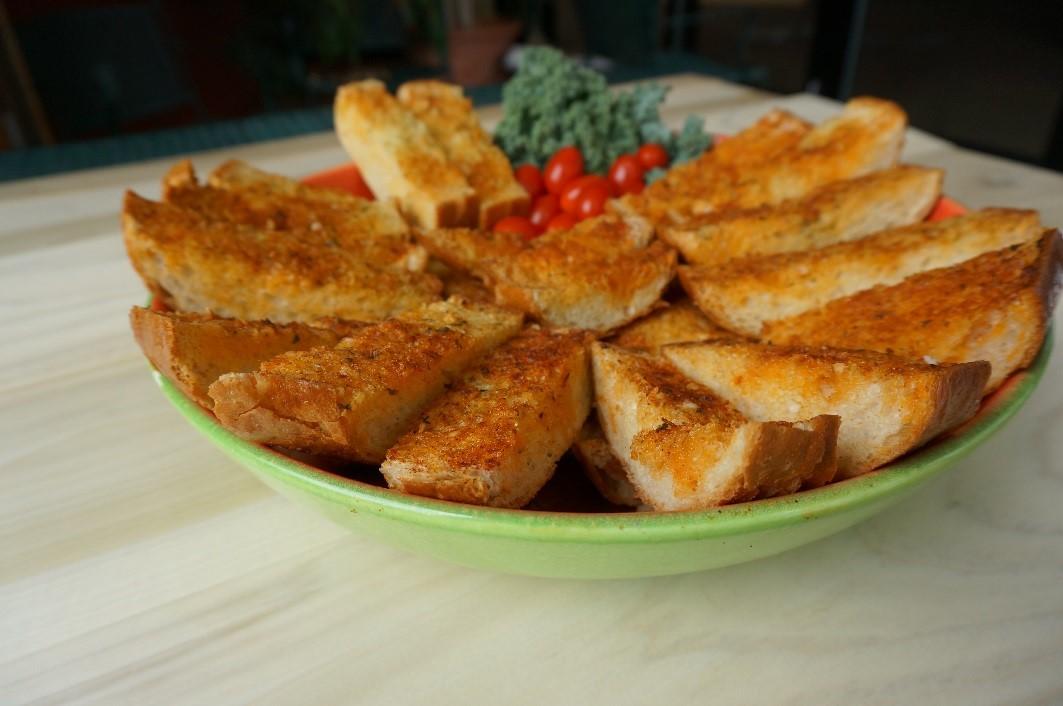 Draeger's Hot Garlic Bread
