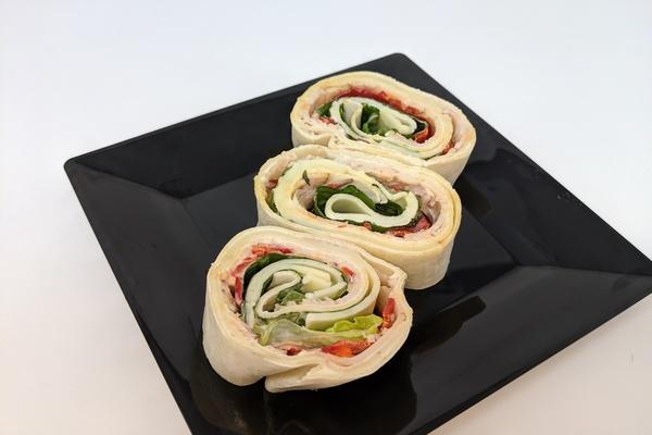 Draeger's Turkey Aram Sandwich