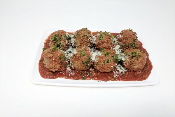 Draeger's Meatballs