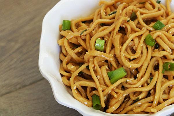 Draeger's Sesame Noodles