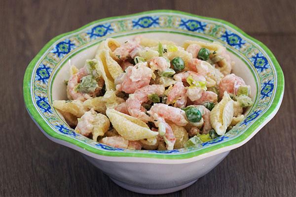 Draeger's Shrimp Pasta Salad