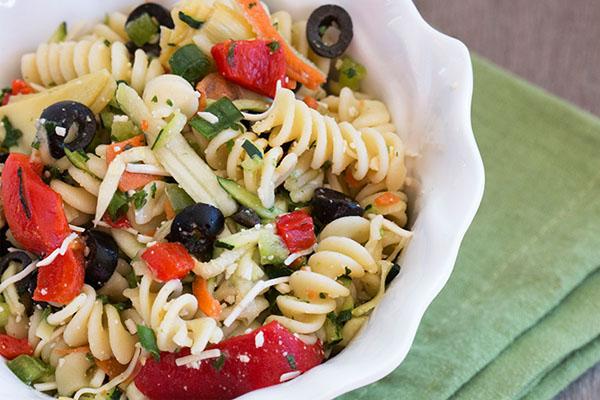 Draeger's Vegetable Pasta Salad