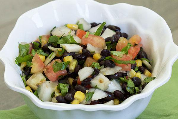 Draeger's Black Bean Salad