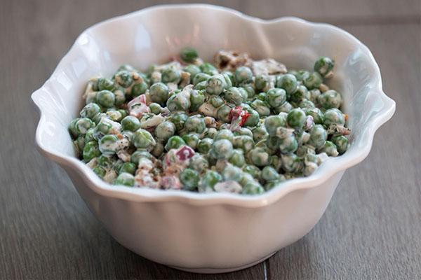 Draeger's Pea Salad