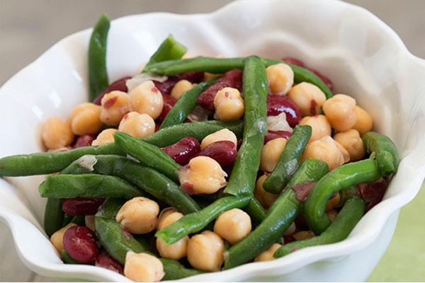 Draeger's Three Bean Salad