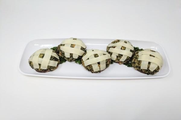 Draeger's Stuffed Portobello Mushrooms