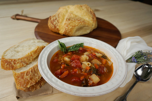 Draeger's Minestrone Soup