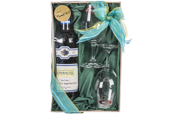 Draeger's Wine Gift Box