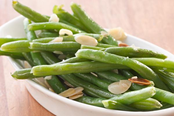 Draeger's Green Bean Almondine