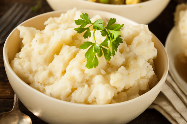 Draeger's Mashed Potatoes