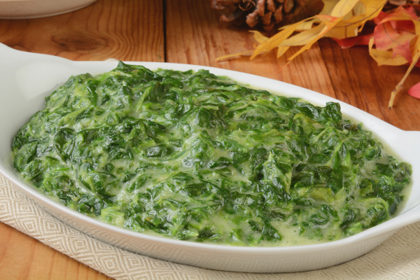 Draeger's Creamed Spinach