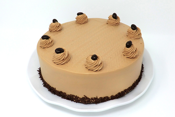 Draeger's Chocolate Mocha Cake
