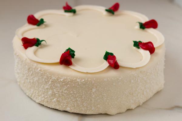 Draeger's Red Velvet Cake