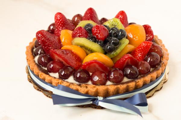 Draeger's Fruit Tart