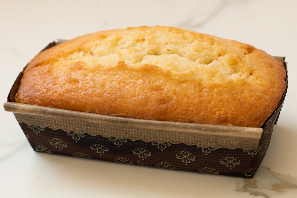 Draeger's Sour Cream Pound Cake - Select a size