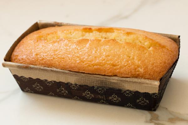 Draeger's Lemon Loaf - Select a size