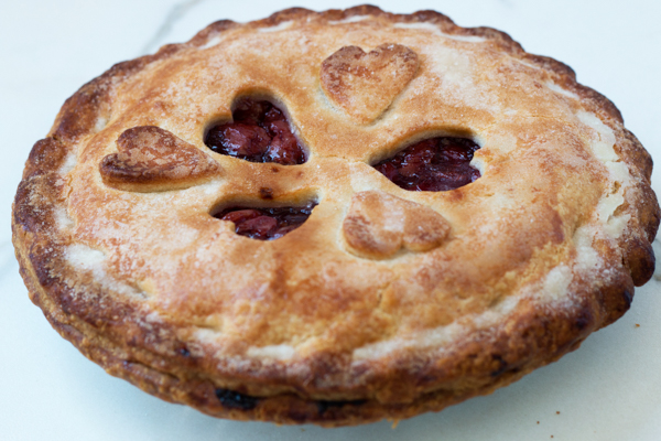 Draeger's Cherry Pie