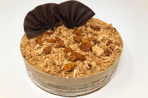 Draeger's Kona Macadamia Mousse Cake