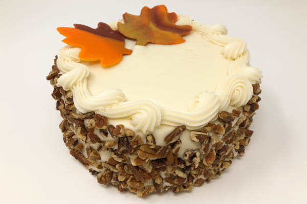 Draeger's Pumpkin Cake