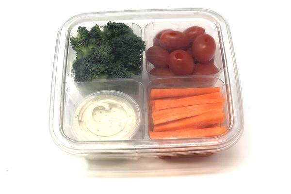 Draeger's Vegetable Mini Snack Pack