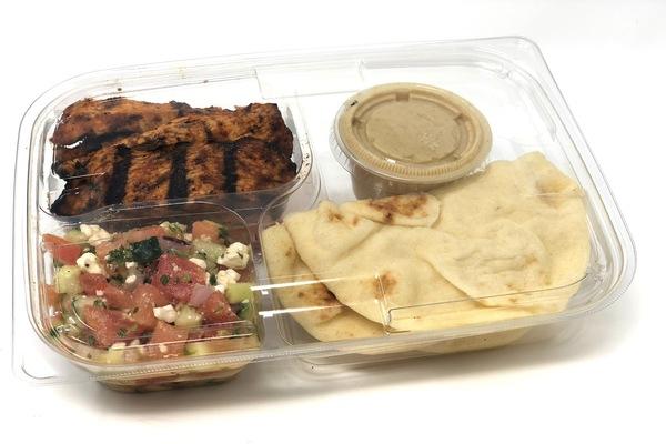 Draeger's Chicken Pita Snack Pack