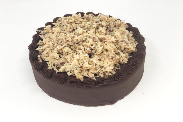 Draeger's German Chocolate Cake - Single Layer