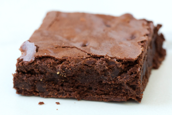 Draeger's Brownie - No Nuts