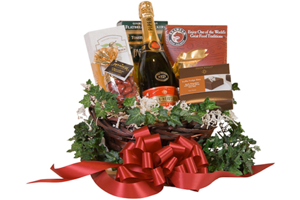 Draeger's Champagne Extraordinaire Basket