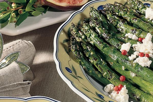 Draeger's Grilled Asparagus