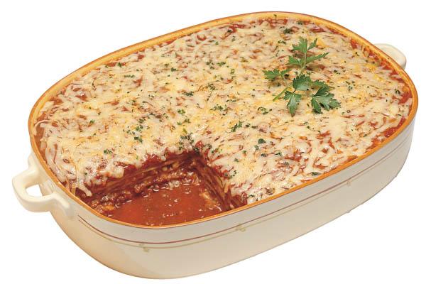 Draeger's Beef Lasagna