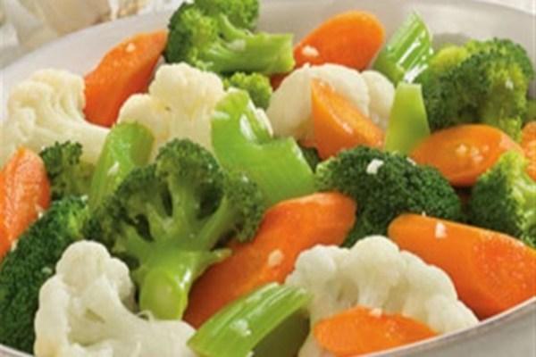Draeger's Steamed Seasonal Vegetables