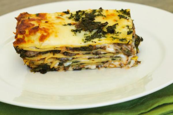 Draeger's Vegetarian Lasagna