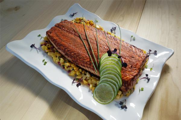 Draeger's Tandoori Roasted Salmon Filet