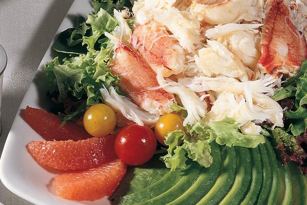 Draeger's Crab & Avocado Salad