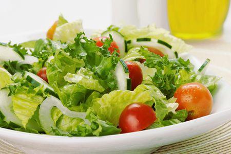 Draeger's Salad of Garden Greens