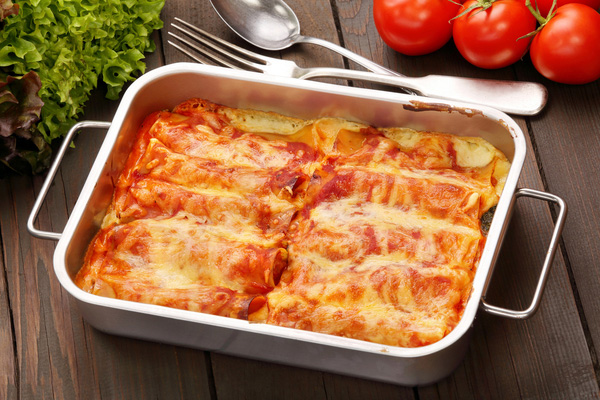 Draeger's Beef Cannelloni