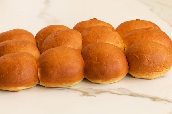 Draeger's Butter Rolls - Package of 12