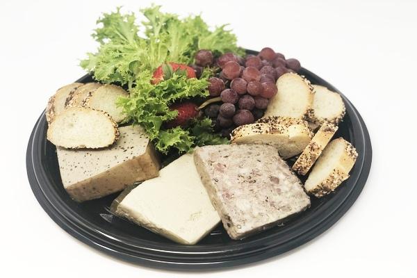 Draeger's Party Paté Platter