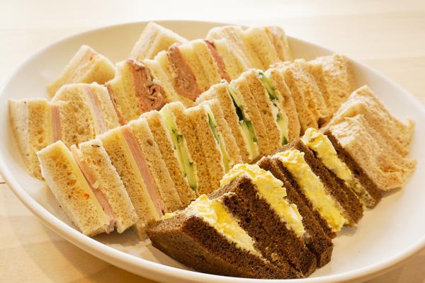 Draeger's Party Sandwich Platter