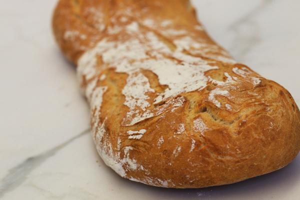 Draeger's Ciabatta Sandwich Roll - Individual