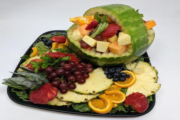 Draeger's Watermelon Basket