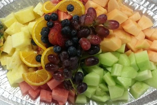 Draeger's Fruit Platter