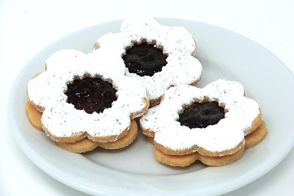 Draeger's Shortbread Cookie Filled