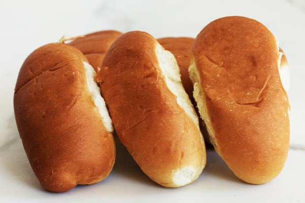 Draeger's Hot Dog Buns - Package of 6