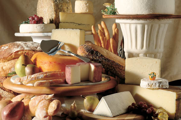 Draeger's Italian Collection  Cheese Tray