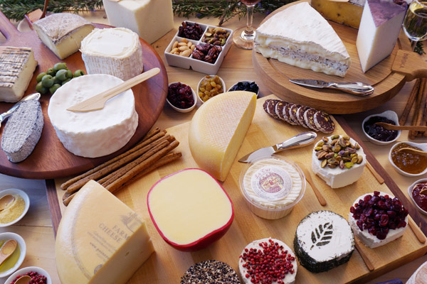 Draeger's Spanish Collection Cheese Tray
